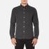 Edwin Men's Standard Shirt - Black/White: Image 1