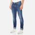 Edwin Men's Ed-85 Slim Tapered Drop Crotch Jeans - Mid Trip Used: Image 2