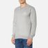 Edwin Men's Classic Crew Logo 2 Sweatshirt - Grey Marl: Image 2