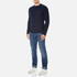 Edwin Men's United Sweatshirt - Navy: Image 4