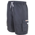 Hot Tuna Men's Regular Joe Shorts - Charcoal: Image 1