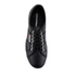 Superga Men's 2750 Fglu Leather Trainers - Full Black: Image 3