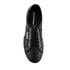 Superga Men's 2750 Fglu Leather Trainers - Full Black: Image 3