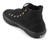 Superga Women's 2795 Syntshearlingw Hi-Top Trainers - Full Black: Image 4