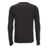 Brave Soul Men's Persian Pocket Jumper - Charcoal Marl: Image 2