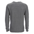 Brave Soul Men's Adler Textured Pocket Jumper - Mid Grey: Image 2