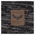 Brave Soul Men's Boren Marl Jumper - Black Marl: Image 3