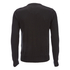 Brave Soul Men's Persian Pocket Jumper - Black: Image 2