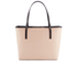 Ted Baker Women's Kaci Zip Top Large Shopper Tote Bag - Camel: Image 1