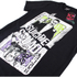 DC Comics Men's Suicide Squad Harley and Joker Cards T-Shirt - Black: Image 2