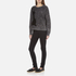 Marc Jacobs Women's Long Sleeve Crew Neck Cat Sweatshirt - Grey: Image 4