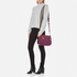 Marc Jacobs Women's Gotham Saddle Bag - Iris: Image 2