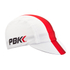 PBK Technical Cycling Cap - White: Image 1