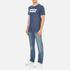 Levi's Men's Housemark Graphic T-Shirt - Dress Blues: Image 4