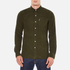 Levi's Men's Sunset 1 Pocket Shirt - Olive Night Melange: Image 1
