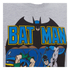 DC Comics Mens Batman and Robin T-Shirt - Grijs: Image 3