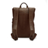 Ted Baker Men's Earth Leather Backpack - Dark Tan: Image 6