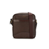 Ted Baker Men's Isaac Embossed Flight Bag - Chocolate: Image 1