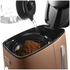De'Longhi ICMI211.CP Distinta Filter Coffee Maker - Matt Copper: Image 2