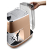De'Longhi ECI341.CP Distinta Espresso Machine - Matt Copper: Image 3