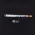 Superdry Men's Gym Sport Runner Hoody - Black: Image 6