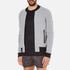 Superdry Men's Gym Tech Bomber Jacket - Grey Grit: Image 2
