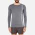 Superdry Men's Gym Sport Runner Long Sleeve Top - Grey Grit: Image 1