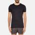Superdry Men's Gym Base Dynamic Runner T-Shirt - Black: Image 1