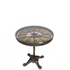 Verdi Industrial Clock Table: Image 1