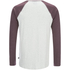 Animal Men's Action Raglan Long Sleeve Top - Light Grey Marl: Image 2