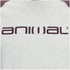 Animal Men's Action Raglan Long Sleeve Top - Light Grey Marl: Image 3