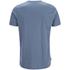 Animal Men's Wild T-Shirt - Cadet Navy Marl: Image 2