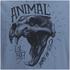 Animal Men's Wild T-Shirt - Cadet Navy Marl: Image 3