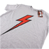 Flash Gordon Mens Flash T-Shirt - Grijs Melange -: Image 3