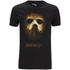 Friday the 13th Men's Mask T-Shirt - Black: Image 1