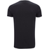 Aliens Men's Vertical T-Shirt - Black: Image 4