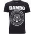T-Shirt Homme Rambo Seal - Noir: Image 1