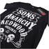 Sons of Anarchy Herren Original T-Shirt - Schwarz: Image 3