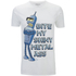 Futurama Mens Bender Bite T-Shirt - Wit: Image 1