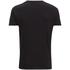 Rum Knuckles Mens London T-Shirt - Zwart: Image 2