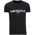 Rum Knuckles Men's London T-Shirt - Black: Image 1