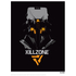 Killzone Black Art Print - 14 x 11: Image 1