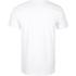 Varsity Team Players Men's University Athletic T-Shirt - White: Image 2