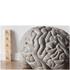 Lyon Beton Concrete Gray Matters Book Ends: Image 6