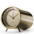 LEFF Amsterdam Piet Hein Eek Tube Clock - Brass: Image 3