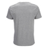 Threadbare Men's Charlie Plain V-Neck T-Shirt - Grey Marl: Image 2