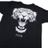 Cotton Soul Men's Leopard T-Shirt - Black: Image 2