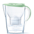 BRITA Marella Cool Water Filter Jug - Pastel Green (2.4L): Image 1