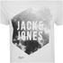 Jack & Jones Men's Core Atmosphere T-Shirt - Blanc De Blanc: Image 3
