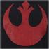 T-Shirt Homme Star Wars Rebel Alliance - Noir: Image 5